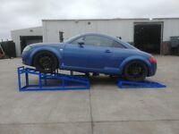 Brand new car ramps