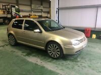 Vw golf gt tdi 18 alloys