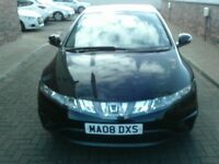2008 08 Honda Civic 1.8i-VTEC i-Shift SE ** SEMI-AUTOMATIC **