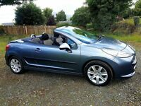 2008 Peugeot 207cc convertible 1.6 sport great condition may swap\ px jet ski boat ??