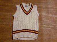 Cricket Jersey readers sleeveless size small