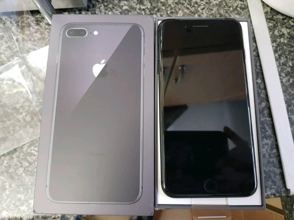 Apple IPhone 8 Plus EE 64GB New In Box GBP675
