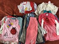 Girls clothes age 2-3 years old