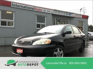 2007 Toyota Corolla CE | CRUISE | A/C | PWR GROUP