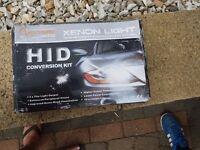 H I D xenon light conversion kit universal