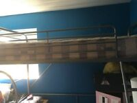 childs high bed
