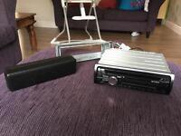 Used DAB Car Radio [SONY] CDX-DAB500U CD MP3 DAB+ Digital Radio USB, Aux-In iPod