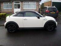 2012 MINI COUPE SD 2L