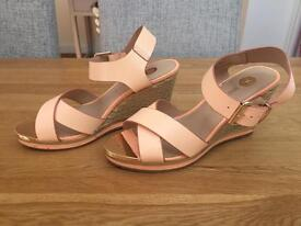 River Island Wedges (Size 4)