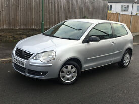 2005*VOLKSWAGEN POLO S 1.2 PETROL 64*7 MONTHS MOT*NEW SHAPE*IDEAL FIRST CAR*WARRANTY