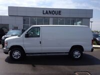 2014 Ford Econoline Commercial CARGO VAN WITH VERY LOW KM'S