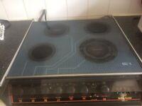 cooker for FREE working but oven door hinges broke need replacing Maghera