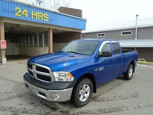 2016 RAM 1500 -PAYMENTS AS LOW AS $195.00 BI WEEKLY - APPLY NOW!