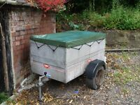 TRAILER, Caddy 530. Good condition. Quick sale required.