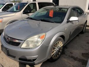 2007 Saturn Aura XR CALL 519 485 6050 CERTIFIED