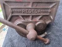 REDEDA No 2 WOODWORKERS VICE