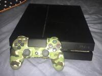 PS4 Perfect Condition With Controller!
