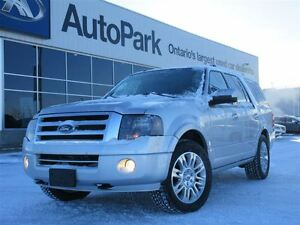 2013 Ford Expedition Limited| Loaded| Heated Leather Interior|