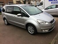 Ford Galaxy 2.0 tdci Ghia 2008 diesel 7 seater