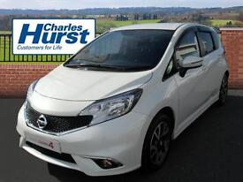 Nissan Note DCI ACENTA (white) 2015-04-30