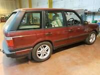 Range Rover p38 2.5 diesel for sale