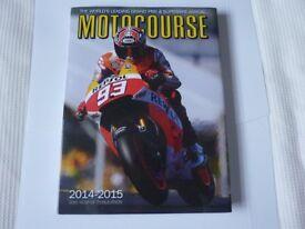 Motocourse 2014 - 2015 39 Year (ex cond)