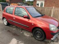 Renault Clio 1.2 need gone ASAP