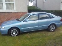 MAZDA 626 1.8 LXI, BLUE. HATCHBACK