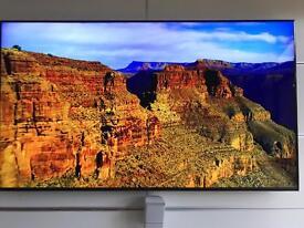 "Samsung 55"" 4K & 3D LED UHD Smart TV"