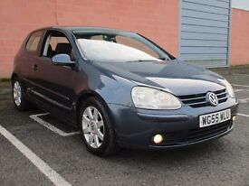 2006 Volkswagen Golf 2.0 TDI GT 3dr * 1 YR MOT * F.S.H inc CAMBELT * PX WELCOME * DELIVERY *