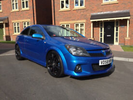 2008 VAUXHALL ASTRA VXR 6 SPEED, LONG MOT