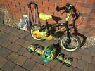 """Childs Bike Apollo Claws 14"""""""
