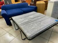 Pull out sofa bed excellent condition