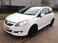 My beautiful 2011 Limited Edition Vauxhall Corsa, carbeen mot and serviced