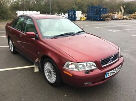 AUTOMATIC ... 2002 VOLVO FULL LEATHER SEATS HPI CLEAR
