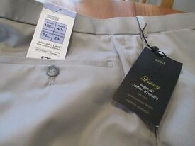 MENS MARKS AND SPENCER TROUSERS