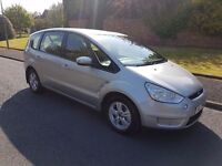 2009 FORD S MAX 2.0 ZETEC TDCI FOR SALE