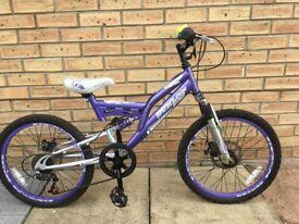 Dunlop sport vista child's mountain bike