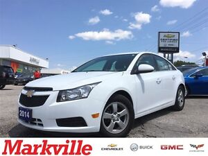 2014 Chevrolet Cruze 2LT- LEATHER- CERTIFIED