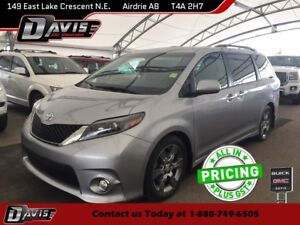 2015 Toyota Sienna USB PORT, HEATED SEATS, REAR VISION CAMERA
