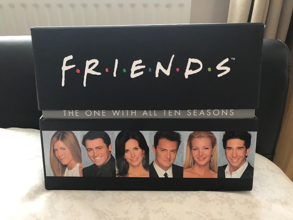 Friends DVD box set | in Houghton Le Spring, Tyne and Wear | Gumtree