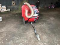 Trafalgar paddock cleaner