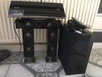 Samsung home cinema sound system