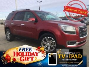 2014 GMC Acadia SLT1 AWD (Colored Touch, Bose, Back Up Cam)