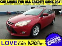 2012 Ford Focus SEL * ECONOMIC & RELIABLE