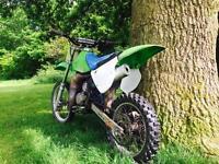 Kx 85cc 2 stroke Crosser NOT Pitbike rm yz gucci cr crf
