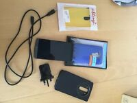 LG G3 D855 mobile phone unlocked and sim free, excellent condition (looks as new) £90 with extras