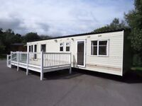 Caravan For Sale Double glazed & Central Heating 2006 3 bed