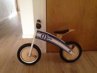Wooden Kurve Balance Bike