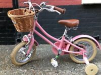 Bobbin Gingersnap 12 kids bike